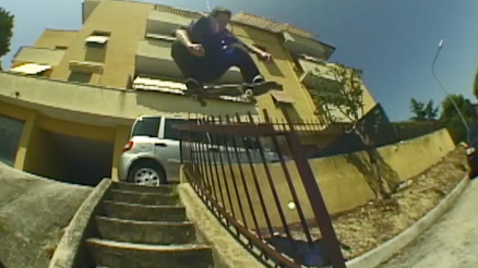 "Jacopo Carozzi's ""Puff Tuff Hills Stuff"" Part"