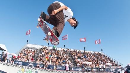 Vans US Open Continental Championships