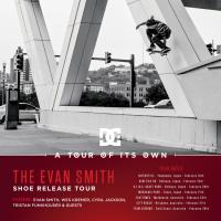 Evan Smith's Shoe Release Japan x Oz Tour