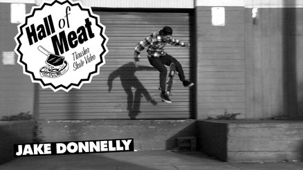 Hall Of Meat: Jake Donnelly