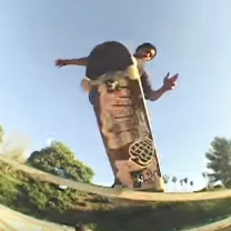 "Derm Collins ""Footage Party 2"" Part"