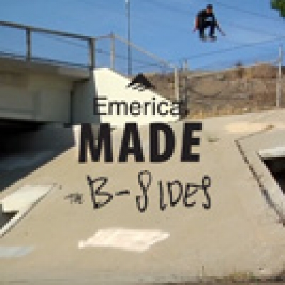Emerica MADE Chapter One Provost B-Side