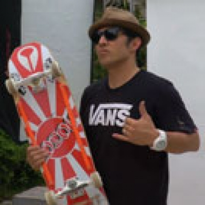 Christian Hosoi for Pro-Tec