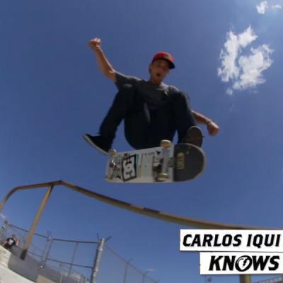 Carlos Iqui Knows