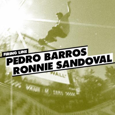Firing Line: Pedro Barros and Ronnie Sandoval