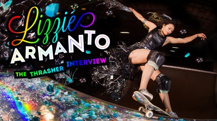 Lizzie Armanto Interview