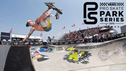 Vans Park Series: Huntington Beach Men's Highlights