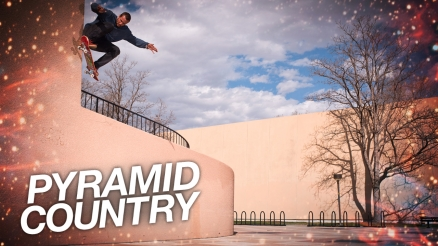 "Pyramid Country's ""Distant Mind Terrain"" Video"
