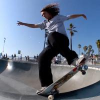 Blow'n Up The Spot | Venice Skatepark
