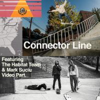 """Connector Line"" by Habitat Skateboards"