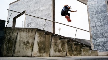 "New Balance Numeric's ""Tinto de Verano"" Video"
