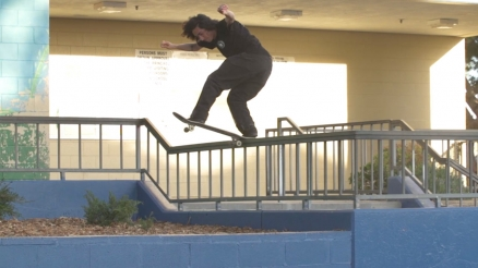 "Rough Cut: Gage Boyle's ""Welcome to Spitfire"" Part"