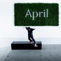 "April Skateboards ""Park Update"""