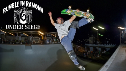 Rumble In Ramona 2016