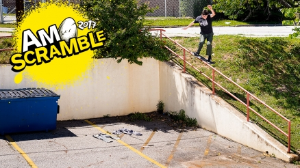"Rough Cut: Ducky Kovac's ""Am Scramble"" Footage"