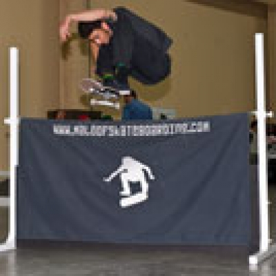Maloof High Ollie Semi-finals