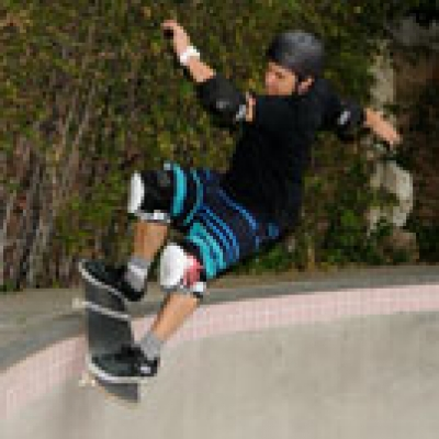 Hosoi at Mountain's