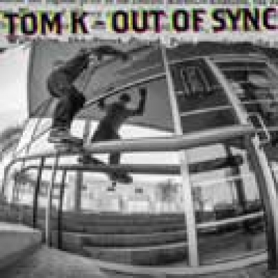 "Tom Karangelov ""Out of Sync"""