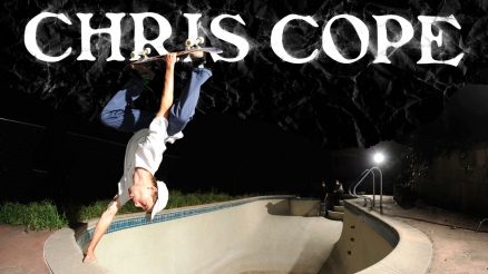 Chris Cope Interview