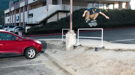 "Rough Cut: Robbie Brockel's ""Surveillance"" Part"