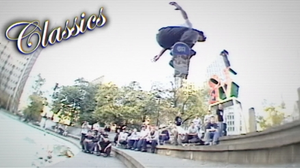 "Classics: Brian Wenning's ""The DC Video"" Part"