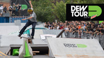Dew Tour NYC 2014: Streetstyle Finals