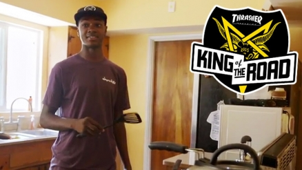 King of the Road 2015: At Home with Johnny Jones