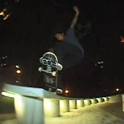 Yonnie Cruz for Bones Bearings