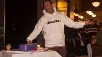 Gonz 50th Birthday Blog