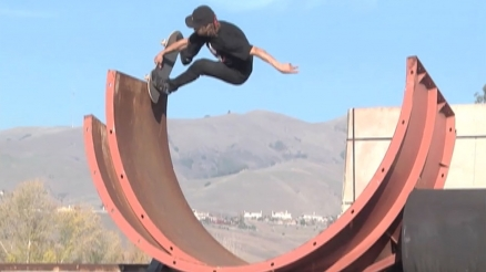 "Chris Jatoft's ""Rat Race"" Part"
