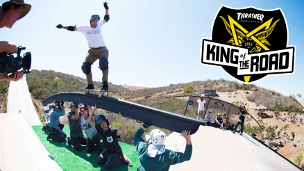 King of the Road 2015: Webisode 9