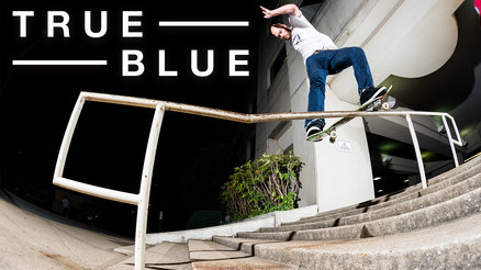 "James Hardy, Pat Burke & Nick Merlino's ""True Blue"" part"