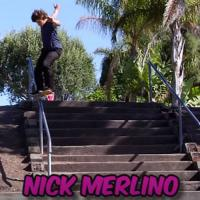 Actual Skateboarding with Nick Merlino