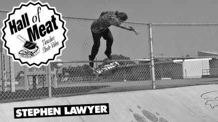 Hall Of Meat: Stephen Lawyer