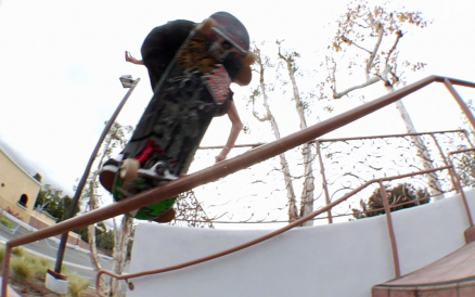 "Chris Wimer's ""In Your Head"" Part"
