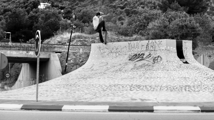 "Roberto Aleman's ""Never Say Never"" Part"