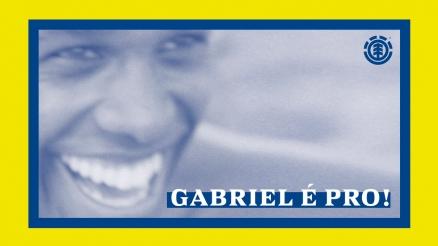 Gabriel Fortunato's Pro Part for Element Skateboards