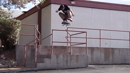 "John Dilo's ""Red Shore"" Part"