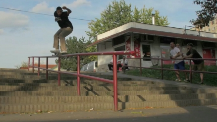 "Rough Cut: Thaynan Costa's ""Our Sweet Baby"" Part"