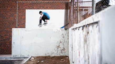 "Trevor Theriault's ""303"" Part"