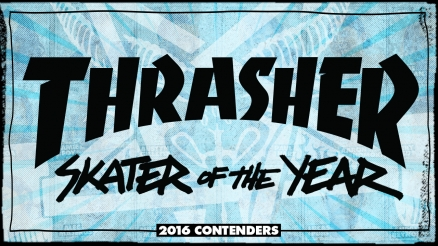 Who should be the 2016 Skater of the Year?