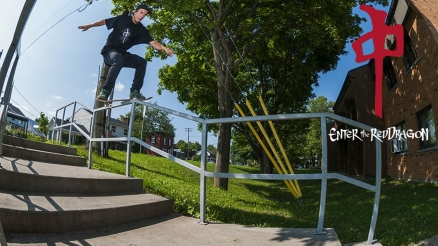 "Alex Morin's ""Enter the Red Dragon"" Part"