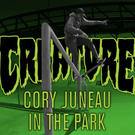 Cory Juneau In The Park