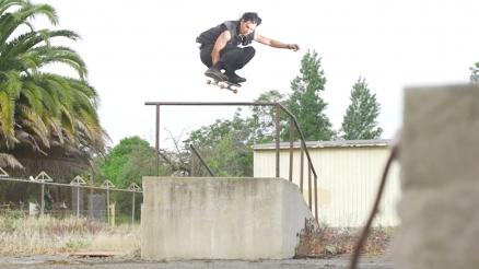 "Rough Cut: Corey Duffel's ""Not Alone"" Part"
