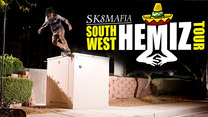 "SK8Mafia's ""Southwest Hemiz Tour"" Video"