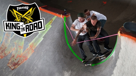 King of the Road 2015: Webisode 1