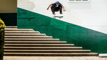 "Rough Cut: Tiago Lemos' ""Press Play"" Part"