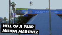 Hell of a Year: Milton Martinez
