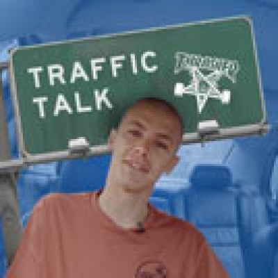Traffic Talk - Geoff Rowley