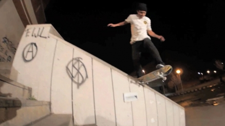 "Marco Rivera's ""While You Sleep"" Part"